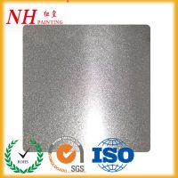 high gloss metallic polyester powder coating