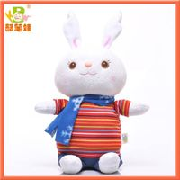 Lovable rabbit toy