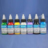 Intenze ink tattoo ink 54 colors