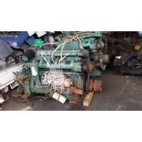 used marine engine