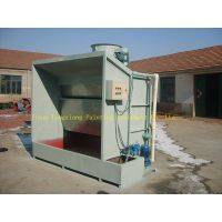 water curtain spray booth:   LY-9240A thumbnail image