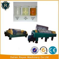 decanter centrifuge for waste water treatment