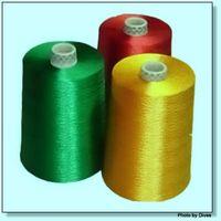 Dyed Viscose Rayon Filament Yarn for Passementerie, Braiding