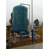 Hot Sale Best Quality Long Lasting Fibre-reinforced plastic(FRP) Septic-tank for Sewage treatment thumbnail image