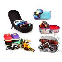 Moulded EVA Ski Goggle Cases Protectors Boxes thumbnail image