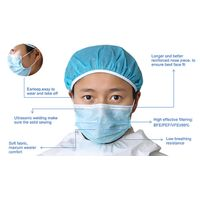 Disposable protection mask ffp3 respirator mask N95 anti virus