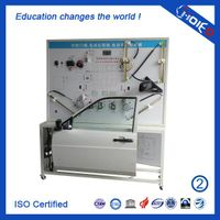 Auto Door Control System Training Board,Motor Units Anologue Trainer,Car Driving Component Simulator thumbnail image