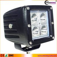 hot sale high quality 12w square led work light