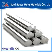 high quality export titanium bar for machine
