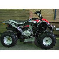 yamaha raptor atv style for 150cc thumbnail image