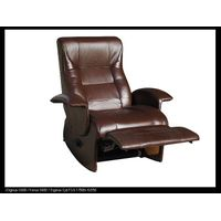 Rocking Recliner with Handle