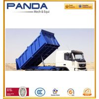 Pandamech tipper semi trailer
