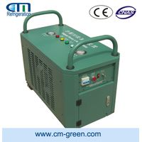 rapid speed r134a refrigerant revovery unit for screw units
