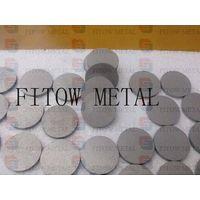 Porous stainless steel sintered plate,Porous titanium sintered plate thumbnail image