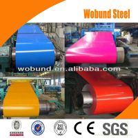 Made in China 0.12-1.50mm PPGI Steel Coil