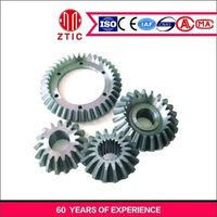 High Quality Crown Wheel and Pinion Bevel Gear Manufacture