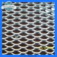 Stainless mesh expanded