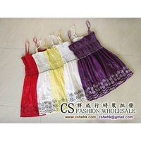 Ladies Cotton Dress 344