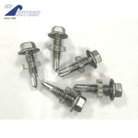 Self drilling screws with epdm washer thumbnail image