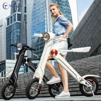 folding electric bicycle SK-K1