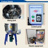 high speed vertical plastic mixer machine for sale