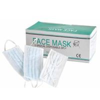 Face Shield Disposable 3-Ply Medical SURGICAL FACE MASK