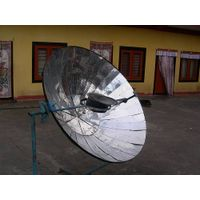highly reflective  solar energy cooker thumbnail image