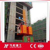 Model SC200/200TD 2000kg capacity Construction hoist