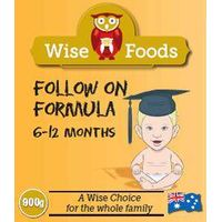 Wise Foods Follow on Formula