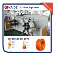 Double Station plastic pipe winding machine