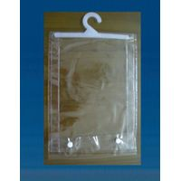 PVC Garment Packing Bag with Hook thumbnail image