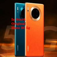 HUAWEI Mate 30 5G Mobile Phone 6.62 inch Kirin 990 5G Mate 30 5G Version Android 10.0 In-Screen Gest