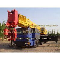 250T tadano Hydraulic All Terrain/Truck Cranes    ORIGINAL JAPAN thumbnail image