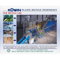 FILM RECYCLING MACHINE thumbnail image
