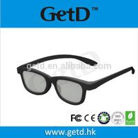 Europe style cinema polarizing 3d glasses for new 3d movie CP297G66 thumbnail image