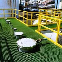 oil platform FRP GRATING