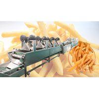 Frozen french fries making machine thumbnail image