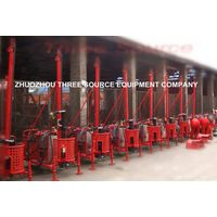 Hydraulicp etroleum portable drilling rig