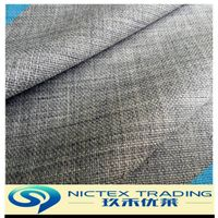 wholesale stretched wool polyester fabric for suiting and dress