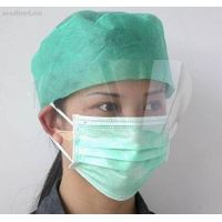 China  Nonwoven Disposable Face Mask anti swine flu China Supplier