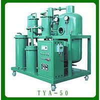 TYA series oil purifier special for lubricating oil