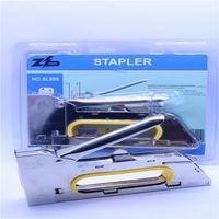 Zhibo manual large handle nail gun, u needle 1008F nail gun is suitable for family, furniture repair