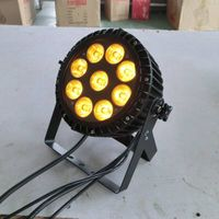 IP65 waterproof 9X15W RGBWA outdoor light,IP65 outdoor party light,IP65 led par cans,garden light thumbnail image