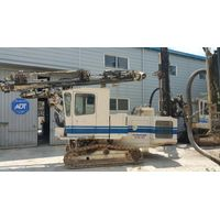 Used crawler drill machine FURUKAWA HCR-9DSII