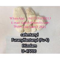 Hot selling 5F-PV8/ Carfentanyl/ alprazolam Xanax/ Etizolam