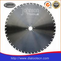 800mm Wall saw blade with tapered U thumbnail image