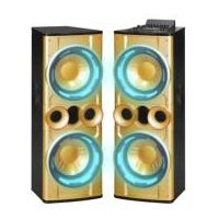 pa systems dounle 12inch hi fi speakers