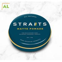 Hair Pomade Custom Design With Shiny Embossing Logo Tin Can Packaging