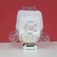 Alloves cheap wholesale baby pants diapers pull up pants in bales