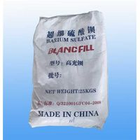 2000 mesh Barium Sulfate